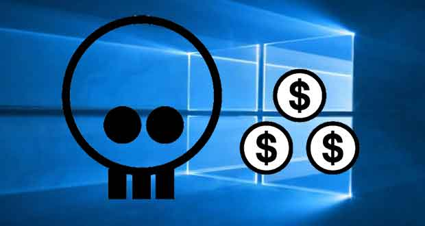 Windows 10 - Piratage