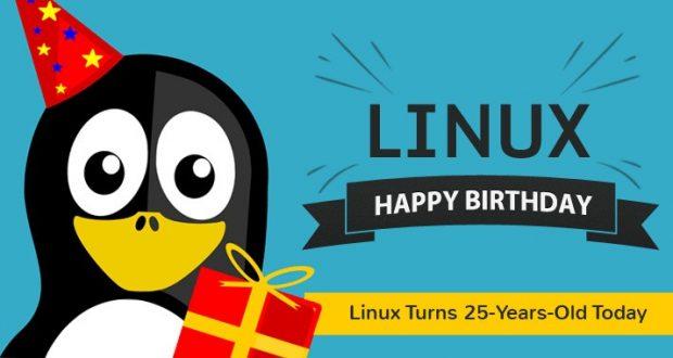 Linux fête ses 25 ans
