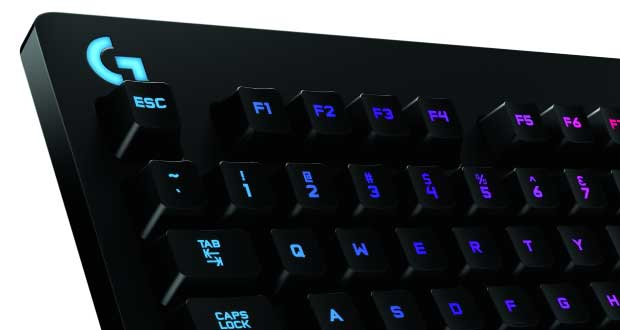 Clavier gaming Logitech G213 Prodigy RGB