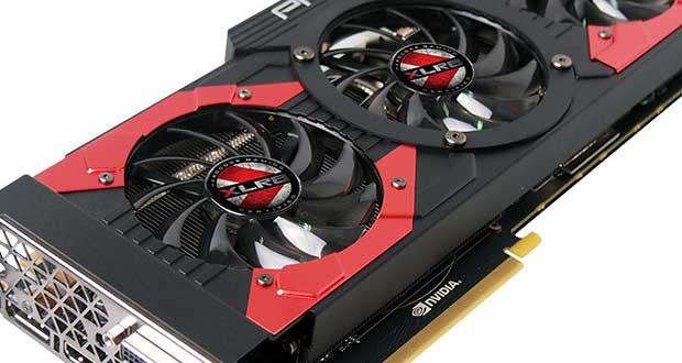 Carte graphique PNY GeForce GTX 1080 XLR8 OC