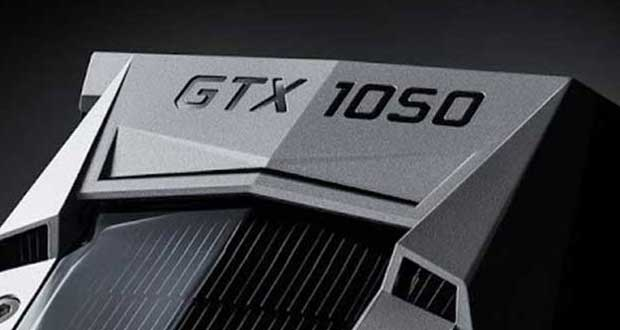 Carte graphique GeForce GTX 1050 de Nvidia