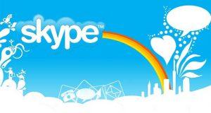 Logiciel de visioconférence Skype