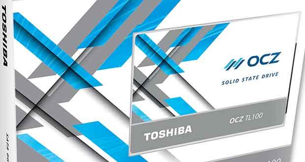 SSD OCZ TL100