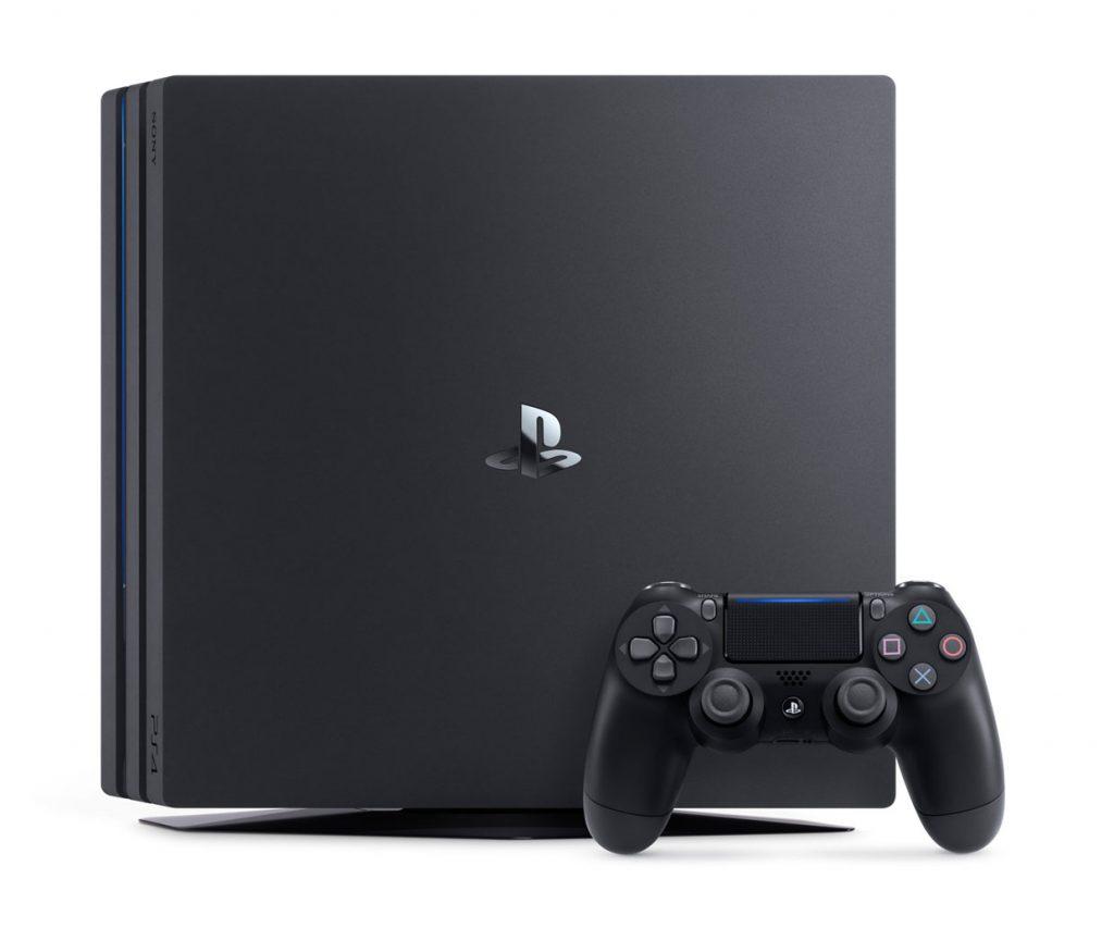 Console de jeu PS4 Pro de Sony