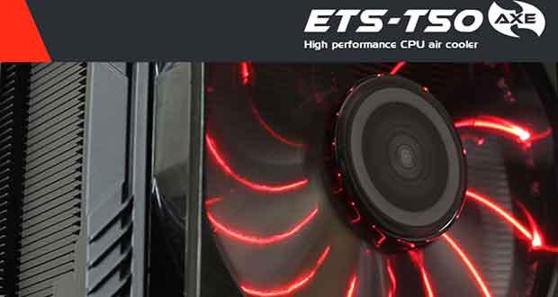 Ventirad Enermax ETS-T50A-BVT
