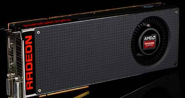 Carte graphique AMD Radeon R9 390x