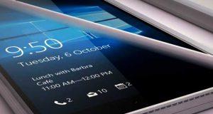 Smartphone Surface - Concept Design