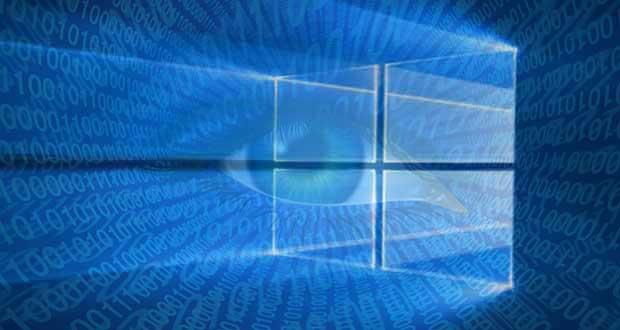 Windows 10 / Surveillance