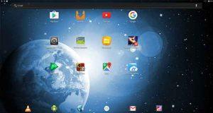 Système d'exploitation Android-x86_64 Nougat 7.0