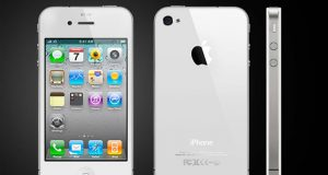 Smartphone Apple iPhone 4 Blanc