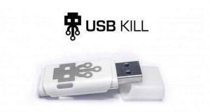 La clé USB USB Kill