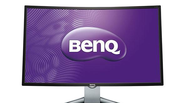 Moniteur gaming EX3200R de BenQ