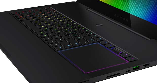 Ordinateur portable gaming Blade Pro de Razer