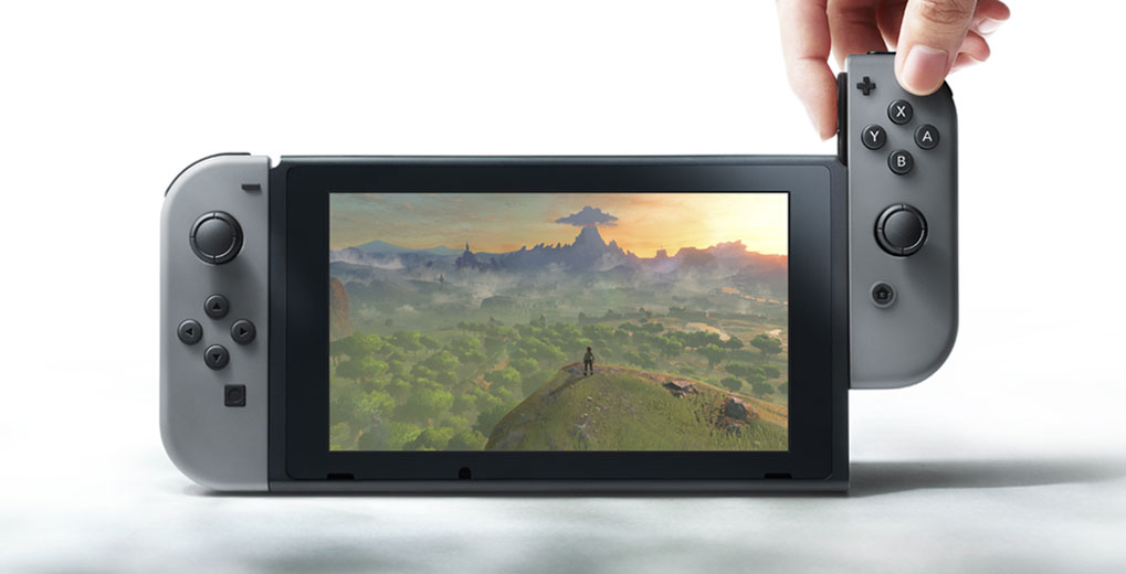 Console de jeu Nintendo Switch