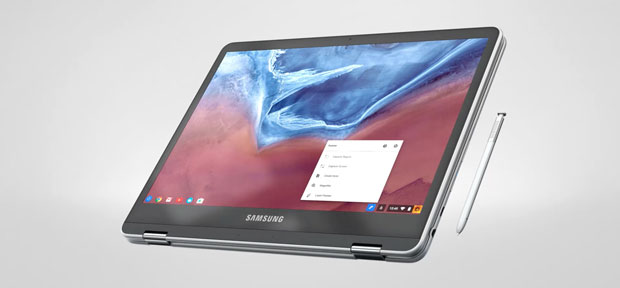 Chromebook Pro de Samsung