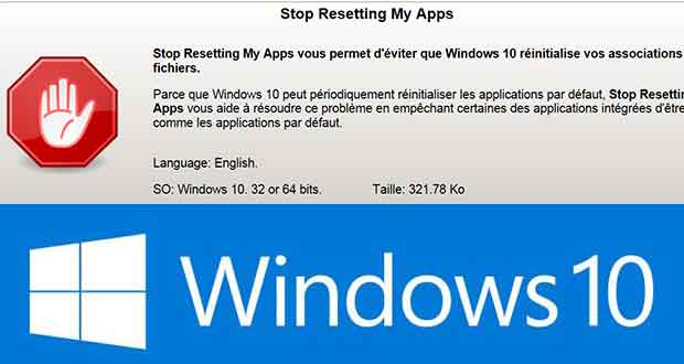 Application Stop Resetting My Apps