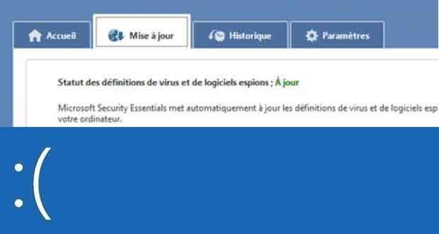 Microsoft Security Essentials, attention aux escroqueries