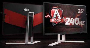 Moniteur gaming AOC AGON AG251FZ