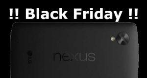 Black Friday - Nexus 5X
