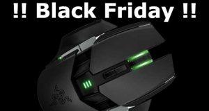 Black Friday - Souris gaming Racer Ouroboros