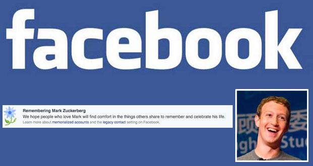 Facebook, le réseau social tue ses membres et son PDG