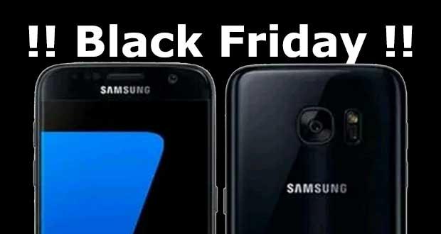 Black Friday - Galaxy S7 32 Go