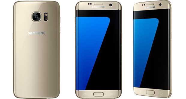 Smartphone Samsung Galaxy S7 Edge 32 Go Or