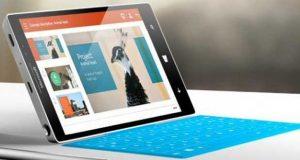 Smartphone Surface Phone de Microsoft - Concept design
