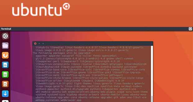 Distribution Linux Ubuntu
