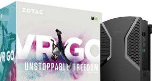 Mini-PC ZOTAC VR Go