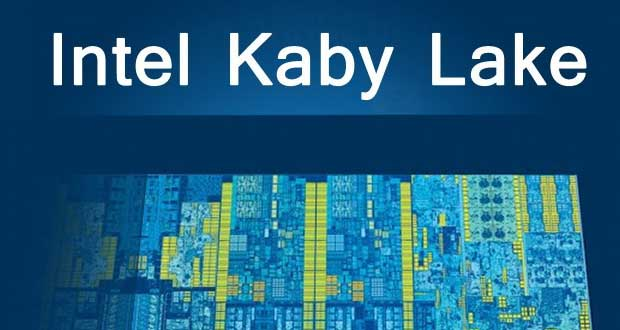 Processeur Kaby Lake d'Intel