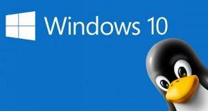 Windows 10 - Linux