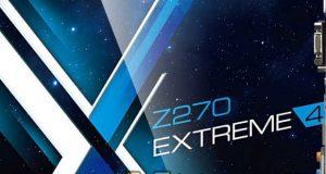 Carte mère ASRock Z270 Extreme 4