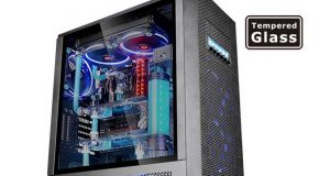 Boitier Thermaltake Core X71 Tempered Glass Edition