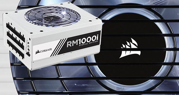 Alimentation Corsair RM1000i Special Edition
