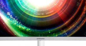 Moniteur gaming Curved CH711 Quantum Dot de Samsung
