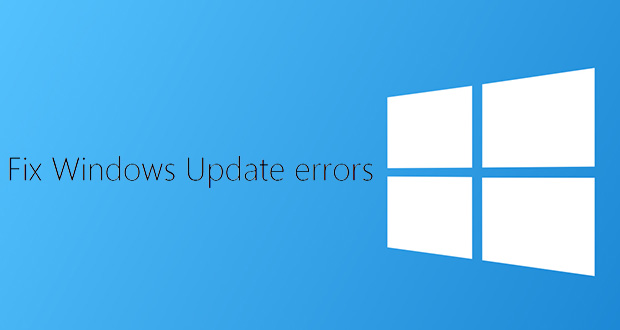 Service Microsoft - Fix Windows Update Errors