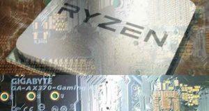 Carte mère Gigabyte GA-AX370-Gaming