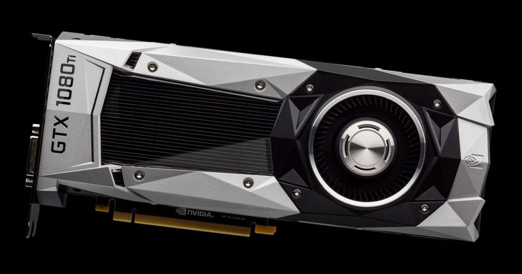 Carte graphique GeForce GTX 1080 Ti de Nvidia