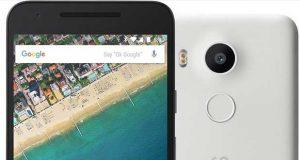 Smartphone Nexus 5X 32 Go Quartz