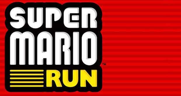 Super Mario Run sous Android