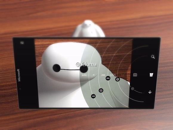 Smartphone Phone, les premiers clichés ?