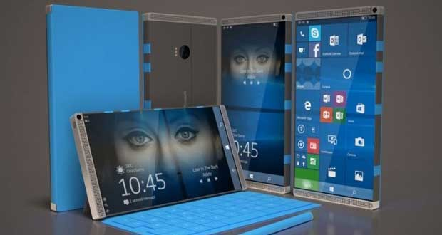 Surface Phone, Concept