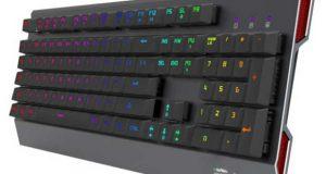 Clavier gaming Carbon KB-001 de Mushkin