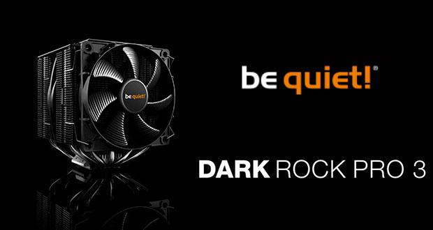 Ventirad Dark Rock Pro 3 de Be Quiet !