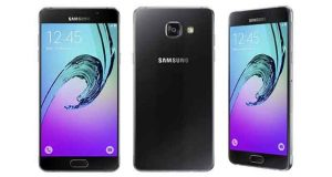 Smartphone Samsung Galaxy A5 16 Go noir (2016)