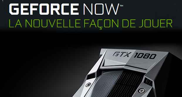 GeForce Now de Nvidia