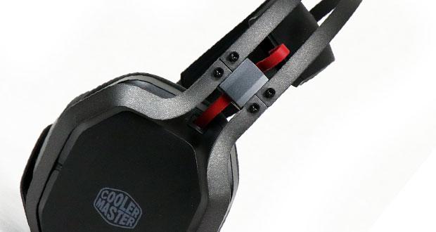 Micro-Casque MasterPulse de Cooler Master