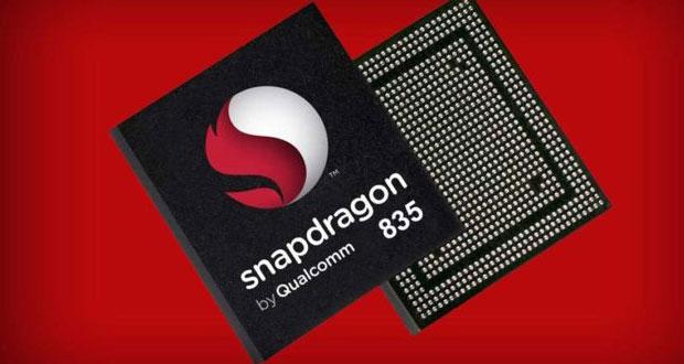 Processeur Snapdragon 835 de Qualcomm