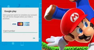 Super Mario Run pour Android - fausse version infectée par un malware